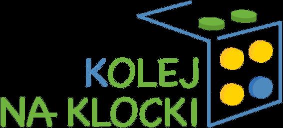 Sala Zabaw Ełk - Kolej na Klocki - Logo