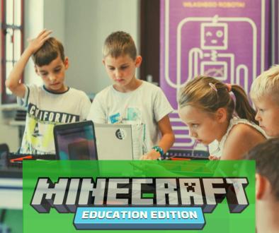 robotyka i minecraft