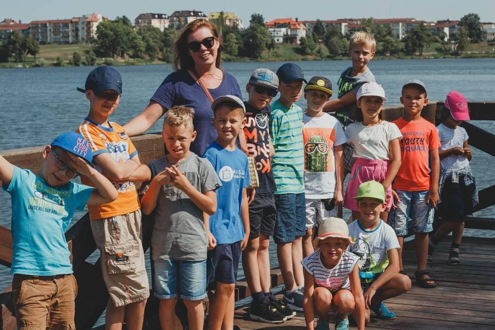 Sala Urodzinowa dla Dzieci - Ełk - Kolej Na Klocki