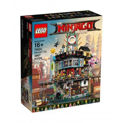 lego ninjago 70620