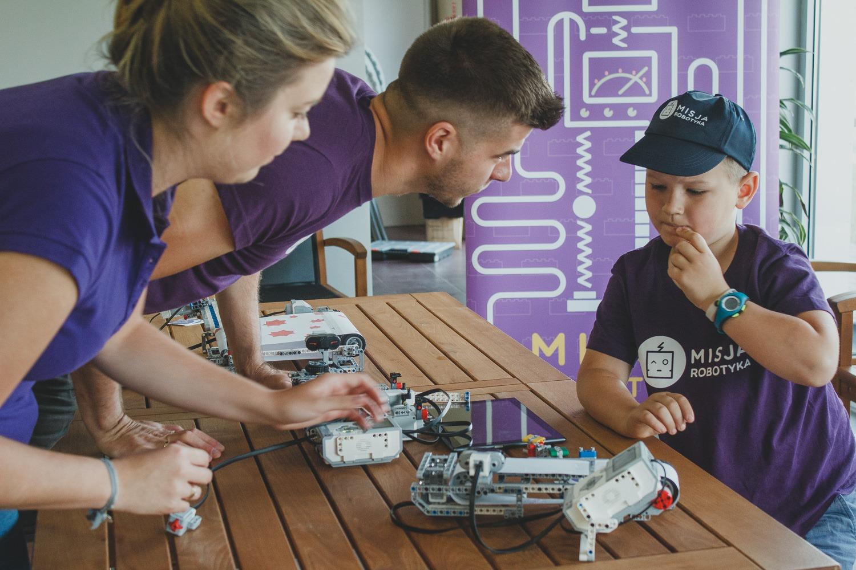 W tym roku Olimpiada Robotów. Roboty staną do walki o medale w sportach siłowych, szybkościowych i zręcznościowych.