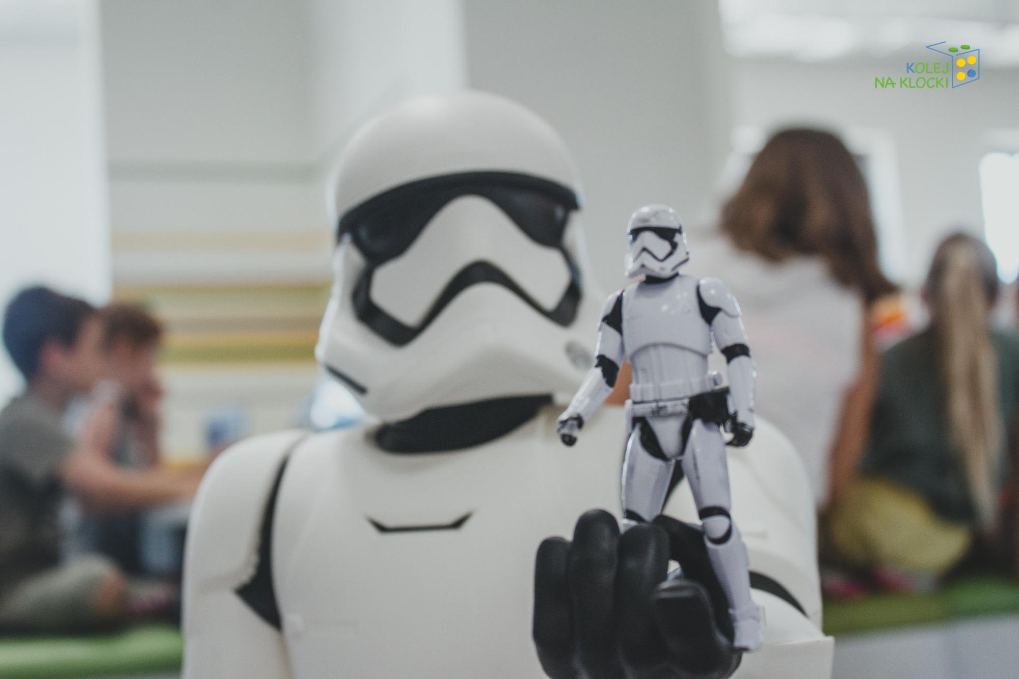W zeszłym roku organizowaliśmy Star Wars Day, co będzie w tym?